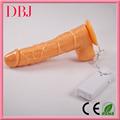 neues design kostenlose silikon großen sex dildo für frauen