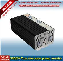 5000w power converter, 5kw power inverter 24v 220v 5000w/10000w pure sine wave inverter