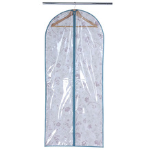 non woven coat cover bag , Transparent Clear Plastic Suit Cover