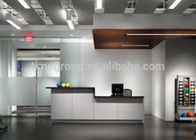 2014 New Design Home Indoor Modern And Eviromental Friendly Corian High Gloss Office Desk