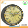 large antique wall clock for home decoration