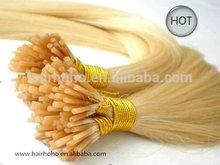 hair extension itip/utip/vtip/flat tip/nano tip hair products
