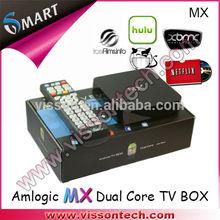 MX2 Smart TV BOX wireless home theater system