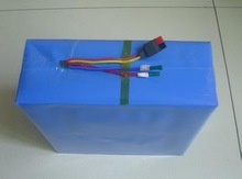 Power craft 24v battery,no case pvc packing with charger