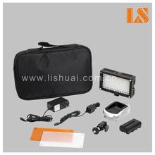 LED on-camera Light kit with bag