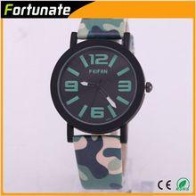 Fashion men quartz Military made in india watch