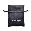small leather pouches for jewelry with your logo