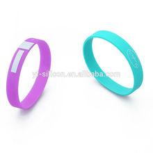 good quality silicone bracelet christian hot fashion