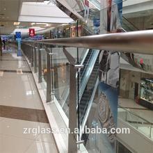 Best price for glass balcony railing