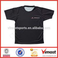 Custom T-shirts Your Own Brand Clothing/Black tshirt