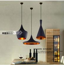 Black Trend style Pendant light ,Aluminum pendant lamp