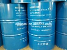Alta qualidade de glicerina 99% 99.5% 99.7%
