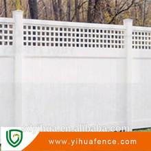 YIHUA plastic garden fence panels