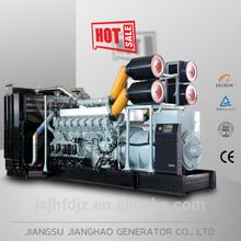 Japanese original Mitsubishi diesel generator 600kw to 1800kw