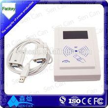 unique usb emv smart card reader + chip card reader writer,ID/IC card reader,EMV card reader