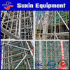 Suxin Brand Ringlock Scaffolding System High Framework Layher Type