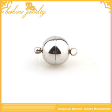 Wholesale Magnetic Clasps for Leather With Round Shape