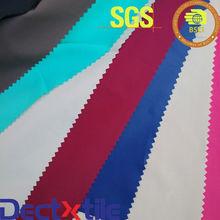 100% Polyester 50D 300T Full Dull Pongee DTY Designer Fabric Textile