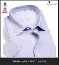Dos homens de cetim de poliéster camisas