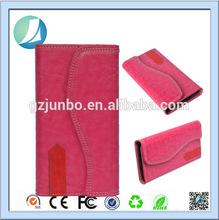 Promotion Korean Smart Mobile Wallet Leather Case For Samsung S3