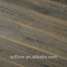 wood wax oil smooth w/ micro-bevel thermo-treated european oak flooring manufactuer