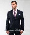 2014 de la alta calidad de fotos de traje de hombre en formal traje / hombres con estilo del modelo del juego / hombres de traje de vestir de la muestra