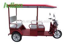 keke bajaj electric tricycle with three wheel for passenger
