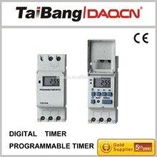 automatic school bell timer 110V/220V 16A