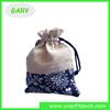 High Quality jute burlap gift bags
