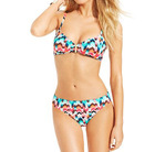 sexy xxx hot sexy Chevron -print Hipster Bottom bikini set
