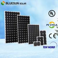 Bluesun high efficiency solar panel module 270 watt