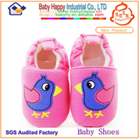 2014 New Style soft sole cotton babay shoes