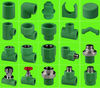 din 8077 8078 ppr fitting all types of ppr pipe fittings