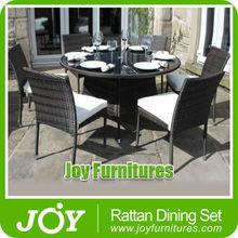 All Wather Dinning Bistro Rattan Furniture Set
