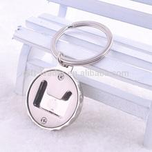 round blank key chain round blank keyring XSKC1366