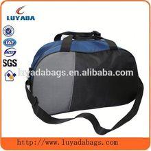 Tri-Color Athletic Sport Duffle Bag