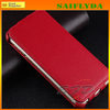HOT double bottom leather protective mobile phone case for iphone 6 4.7inch