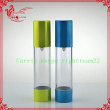 hot selling transparent air freshener plastic bottles