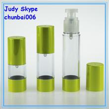 airless spray bottle for serum 50ml,Hair oil bottle airless