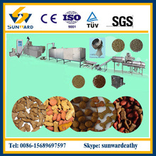 Global service animal food machine,processing line application pet dog