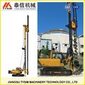 La ingeniería civil herramientas, max profundidad personalizado, kr80m larga espiral hidráulico plataforma de perforación rotatoria