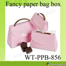 WT-PPB-856 unique design for cookie packaging bag