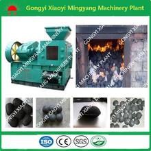 Perfect quality high pressure lignite BBQ press machine/coal ball press machine production line 0086-15093222893