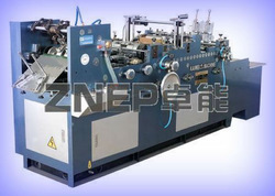 Automatic VCD and Drug Bag Manufacturing Machine (ZNGY-128)