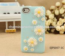 New Cute Flower Cell phone Case For Girls