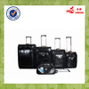 Black And Brown Colors PU Material Fancy Business President Luggage