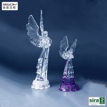hot selling fashionable custom christmas angel decoration