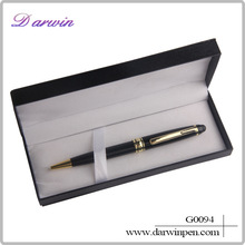 Metal roller ball pens as gift for sister fashion drawing pens