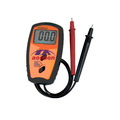 Battery internal resistance voltmeter, digital voltmeter