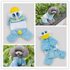 2014 Hot Selling Classic Cartoon Character Style Pet Clothing, Dog Clothes of Donald